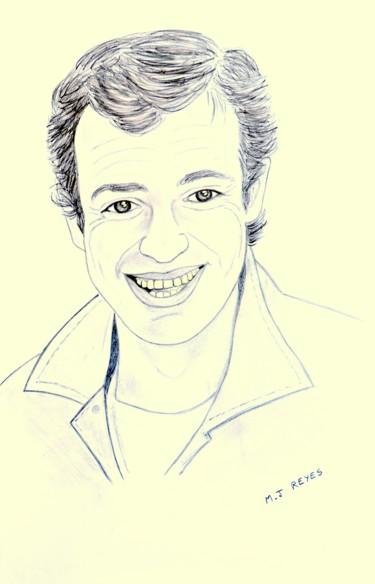 Portrait Jean-Paul Belmondo