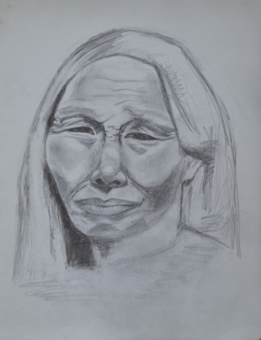 La vieille Indienne